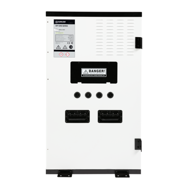 Humless big home battery
