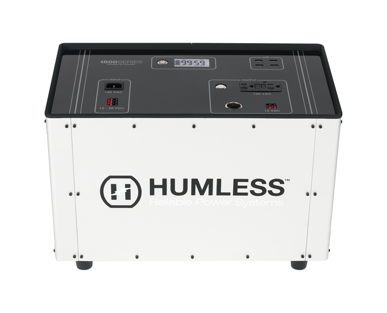 Humless Portable Solar Battery