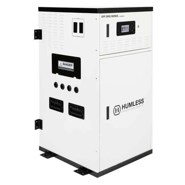 off grid battery