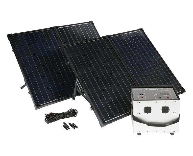 solar generator kits