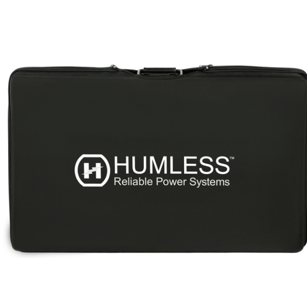Humless Travel Case For Foldable Solar Panel